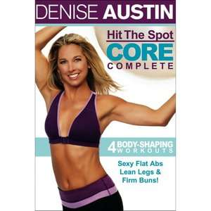 Denise Austin Hit The Spot Core Complete (Full Frame)