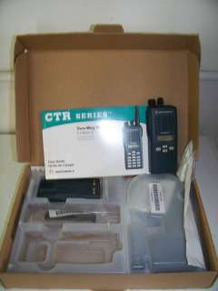 CT450LS 4W 10CH UHF 450 520MHZ TRUNKING LTR RADIO POLICE FIRE BUSINESS