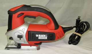 Black & Decker 5A Jig Saw JS620G Corded Power Tool Great Condition