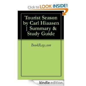 Tourist Season by Carl Hiaasen  Summary & Study Guide BookRags