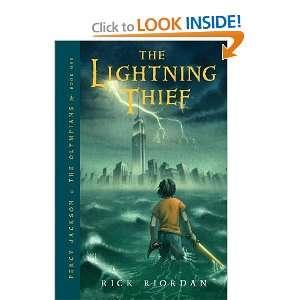 By Rick Riordan: The Lightning Thief (Percy Jackson and