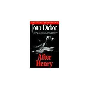 After Henry (9780773755284) Joan Didion Books