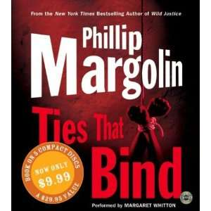 Bind CD SP (9780060743703): Phillip Margolin, Margaret Whitton: Books