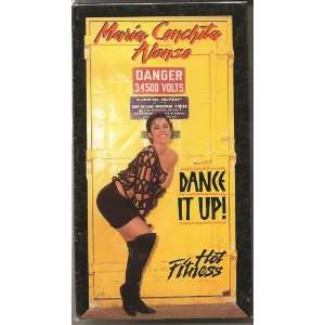 Dance It Up! [VHS]: Maria Conchita Alonso: Movies & TV