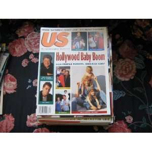 HOLLYWOOD BABY BOOM , The Williamses , The Bensens , Mariel Hemingway