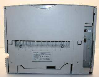 Lexmark T630 Laser Printer with original box page count 77,849