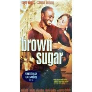 Brown Sugar [VHS]: Taye Diggs, Sanaa Lathan, Mos Def