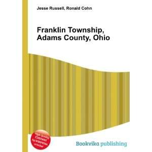 Scott Township, Adams County, Ohio Ronald Cohn Jesse