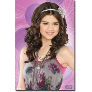 (22x34) Selena Gomez Wizards of Waverly Place Television
