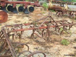 Ford Dearborne 2 Row Farm/Garden Cultivator