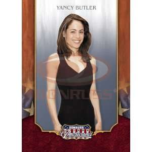 2009 Donruss Americana Trading Card # 65 Yancy Butler In a