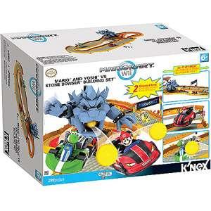 Building Set, KNEX Mario Kart WII Stone Bowser, Kids Building Set