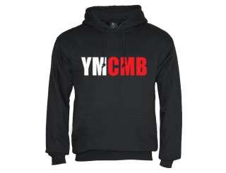 YMCMB Hoodie Money Wayne young weezy lil rap new hip hop tee cash