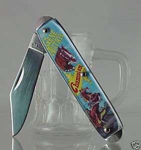 Gene Autrys Horse Champion Novelty Knife