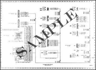 1987 Chevy GMC G Van Wiring Diagram 87 G10 G20 G30