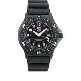 Luminox Mens Watch Navy SEAL Black Ops with Rubber Band Watch , 8401