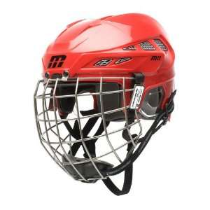 M11 Messier Project Hockey Helmet w/Cage   2011 Sports & Outdoors