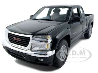 GMC CANYON PICKUP TRUCK GREEN 118 DIECAST MODEL CAR BY MAISTO 31679