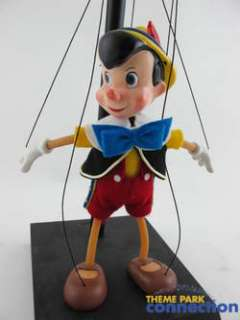 RARE Pinocchio Bob Baker LE Marionette Puppet Figure with Stand