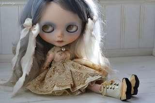 OOAK Custom Mohair Blythe Doll by G.Baby ~ Esme ~ #75