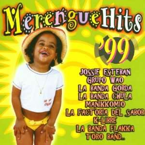 Merengue Hits `99 Various Artists Music