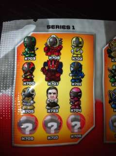SQUINKIES POWER RANGERS SAMURAI SERIES 1 GREAT LOT TO CHOOSE FROM
