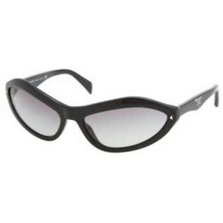 Prada Swing Sunglasses SPR 05N 1AB3M1 Black SPR05N