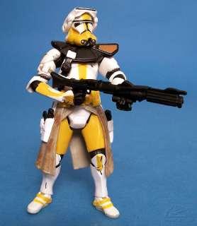 Star Wars Commander Bly Revenge Of The Sith Figure #57 Commander Bly