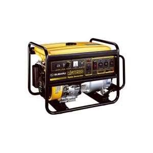 Robin RGV7500   6000 Watt Industrial Portable Generator