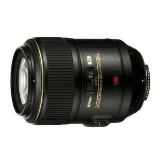 Nikon 105mm f/2.8G ED IF AF S VR Micro Nikkor Lens Camera