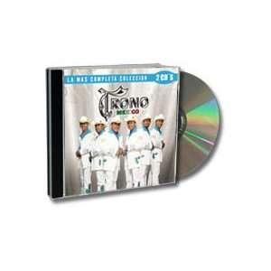 La Mas Completa Coleccion El Trono De Mexico Music