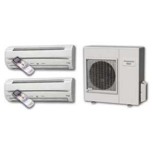 Cool/Heat Pump Ductless Split System with Advanced
